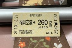 2019日本福岡廣島旅行 2019.03.21