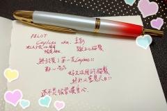 西日本文房具10周年限定Capless