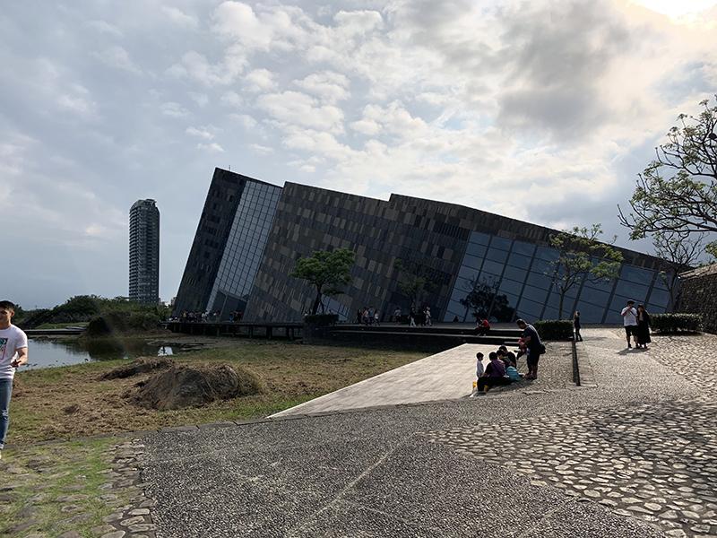 [遊記] 20200229 蘭陽博物館