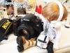 司鳩發現小洛的相機XD - 「相機?」