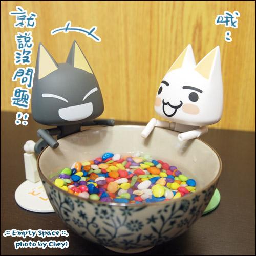 [玩具] 我家toro跟Kuro 2  (竟然有編號….)